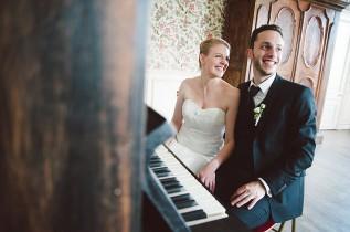 Description: Photo du mariage de Camille et Guillaume au Domaine de la Petite Haye - Eure Auteur: