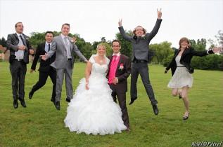 Description: Photo du mariage de Sarah et Julien Auteur: